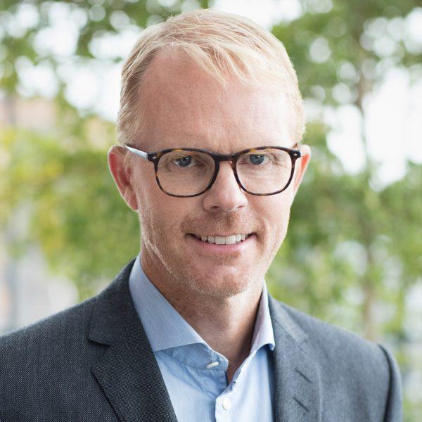 Pär Holgersson porträtt