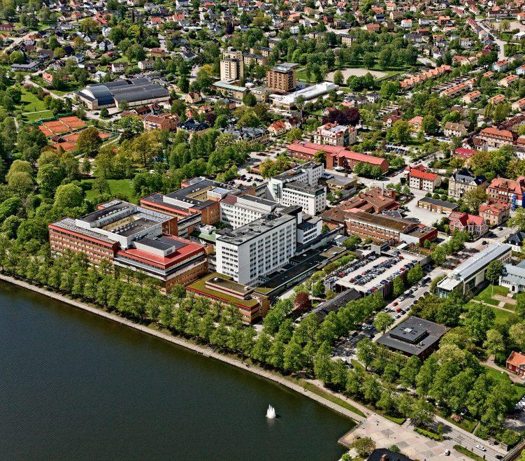 Centrallasarettet i Växjö